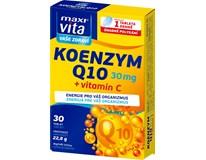 Maxi Vita Koenzym Q10+Vitamín C 1x30 tablet