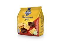 Opavia Zlaté polomáčené sušenky mini hořké 12x145g