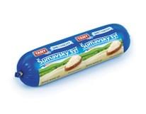 Šumavský sýr tavený smetanový 45% chlaz. 5x90g střívko