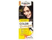 Schwarzkopf Palette Color Shampoo černý 113 1x1ks