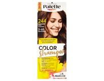 Schwarzkopf Palette Color Shampoo čokoládově hnědý 244 1x1ks