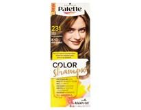 Schwarz. Palette Color Shampoo 231 světle hnědý 1x1ks