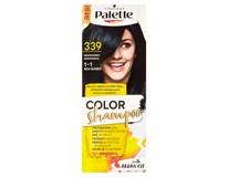 Schwarz. Palette Color Shampoo 339 modro-černý 1x1ks