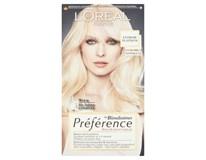 L'Oréal Préférence č.8L barva na vlasy extreme platinum 1x1ks