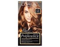 L'Oréal Préférence č.6.35 barva na vlasy světlý kaštan 1x1ks