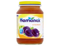 Hamé Hamánek se švestkami 6x190g