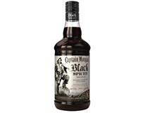 Captain Morgan Black spiced  40% 6x700ml