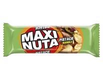 Maxi Nuta Ořechová tyčinka pistácie a mandle 24x35g