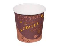 Kelímek papírový na kávu coffee to go ARO 100ml 50ks