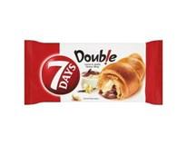 7Days Croissant double kakao+vanilka 20x60g