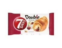 7Days Croissant double vanilka+višeň 20x60g