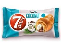 7Days Croissant double kakao+kokos 20x60g