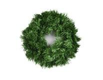 Věneček zelený 25cm 1ks