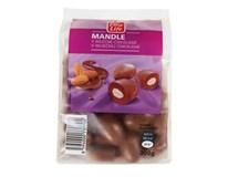 Fine Life Mandle v mléčné čokoládě 1x300g