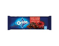 Orion Čokoláda hořká s višněmi 1x240g