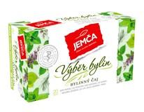 Jemča Výběr bylin čaj bylinkový 6x30g