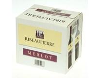 Ribeaupierre Merlot 12x187ml