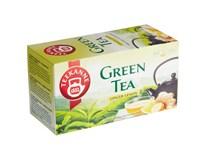Teekanne Čaj zelený zázvor&citron 3x35g