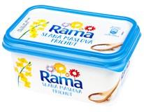 Rama Máslová příchuť jemně slaná margarín chlaz. 1x400g
