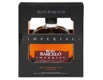 Ron Barceló Imperial rum 38% 6x700ml