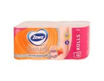 Zewa DeLuxe Cashmere Peach Toaletní papír 3-vrstvý 150útr. 1x16ks
