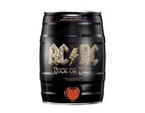 AC/DC ležák pivo 1x5L plech
