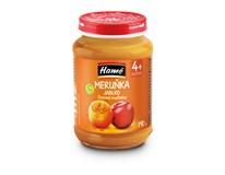 Cvrček Kojenecká výživa s meruňkou 4+ 10x190g