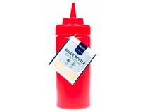 Láhev Metro Professional 490ml červená 1ks