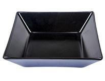 Miska 17x17cm Tokyo keramika černá 1ks