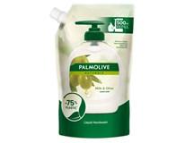Palmolive tekuté mýdlo Olive milk náhr. náplň 1x500ml