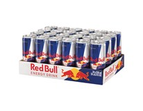 Red Bull energetický nápoj 24x250ml