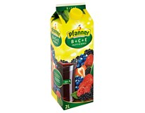 Pfanner Nektar B-C-E lesní plody 30% 1x2L
