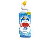 Toilet Duck Marine mořská vůně čistič 1x750ml