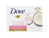 Dove Mýdlo kokos 1x100g