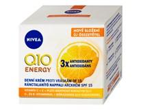 Nivea Visage energizující denní krém na obličej Q10 1x50ml