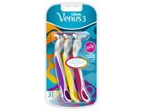 Gillette Venus3 jednorázová holítka dám. 1x3ks