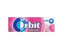 Wrigley's Orbit Bubblemint dražé 30x14g