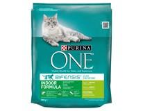 Purina One Indoor granule pro kočky 1x800g