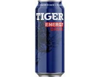 Tiger Energy drink 12x500ml plech