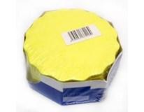 Rozetka žlutá 85mm 1x500ks