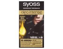 Syoss Oleo Barva na vlasy 1-10 intenzivně černá 1x1ks