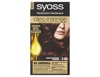 Syoss Oleo Barva na vlasy 3-82 jemný mahagon 1x1ks