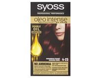 Syoss Oleo Barva na vlasy 4-23 burgundská červeň 1x1ks