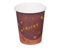 Kelímek papírový coffee to go ARO 200ml 50ks