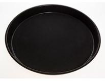Podnos hluboký kulatý polypropylen 36cm černý 1ks