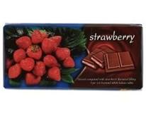 Milano čokoláda jahodová 5x100g
