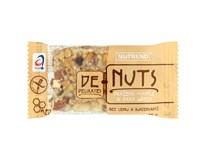 Nutrend DeNuts Tyčinka mandle/ para ořechy 7x35g