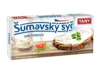 Tany Šumavský tavený sýr smetanový chlaz. 6x150g