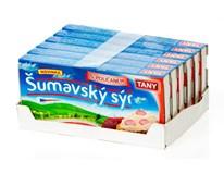 Tany Šumavský tavený sýr s poličanem chlaz. 6x150g