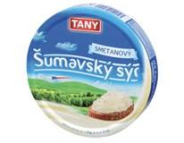 Tany Šumavský tavený sýr smetanový chlaz. 5x140g